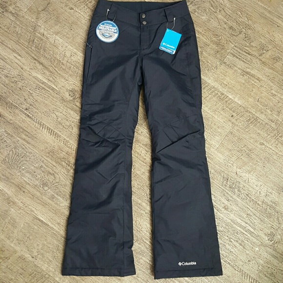 Columbia Mens Arctic Trip Omni-Tech Ski Snowboard Pants